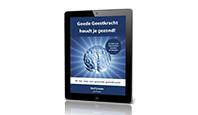 Het eBook: Goede Geestkracht houdt je gezond